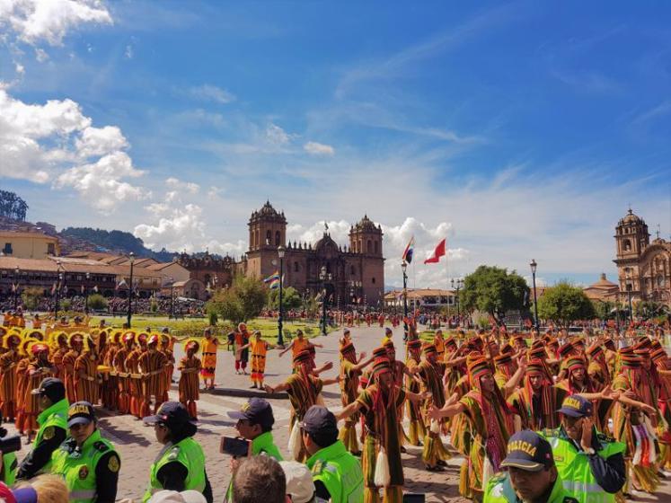 Cusco - Inti Raymi Festival
