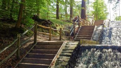 Loenen Waterfall