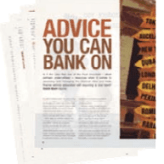 Advice You Can Bank On