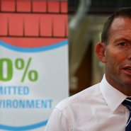 Abbott says climate change is crap. Do farmers agree?
