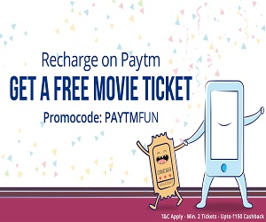 paytm recharge offers