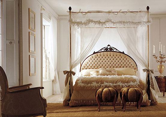 Двуспальные Кровати С Балдахином Цена - Салон Мебель!