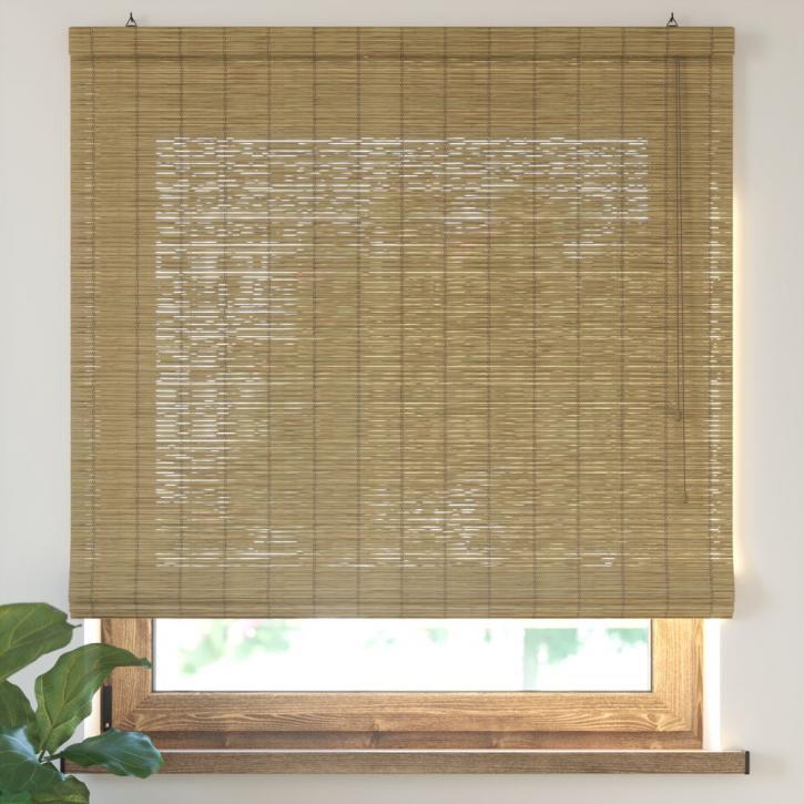 تحقيق بطريقة ما أو bamboo curtains