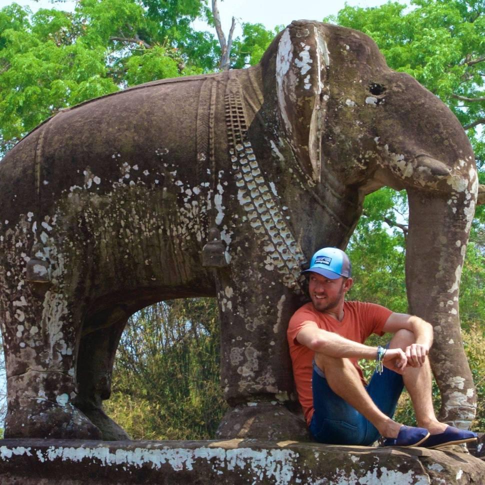 Angkor Wat Cambodia DomOnTheGo