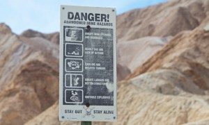 Danger-In-Death-Valley-National-Park