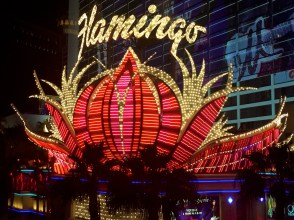Las-Vegas-Strip - Flamingo