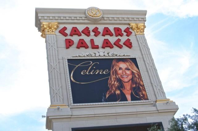 Celine Dion - Caesars Palace