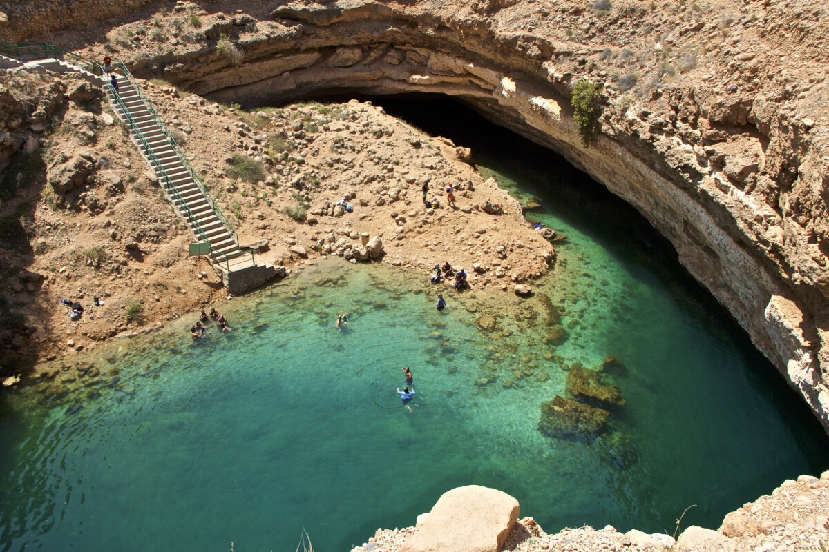 8 Incredible Stops On Oman's Muscat - Sur Coastal Road