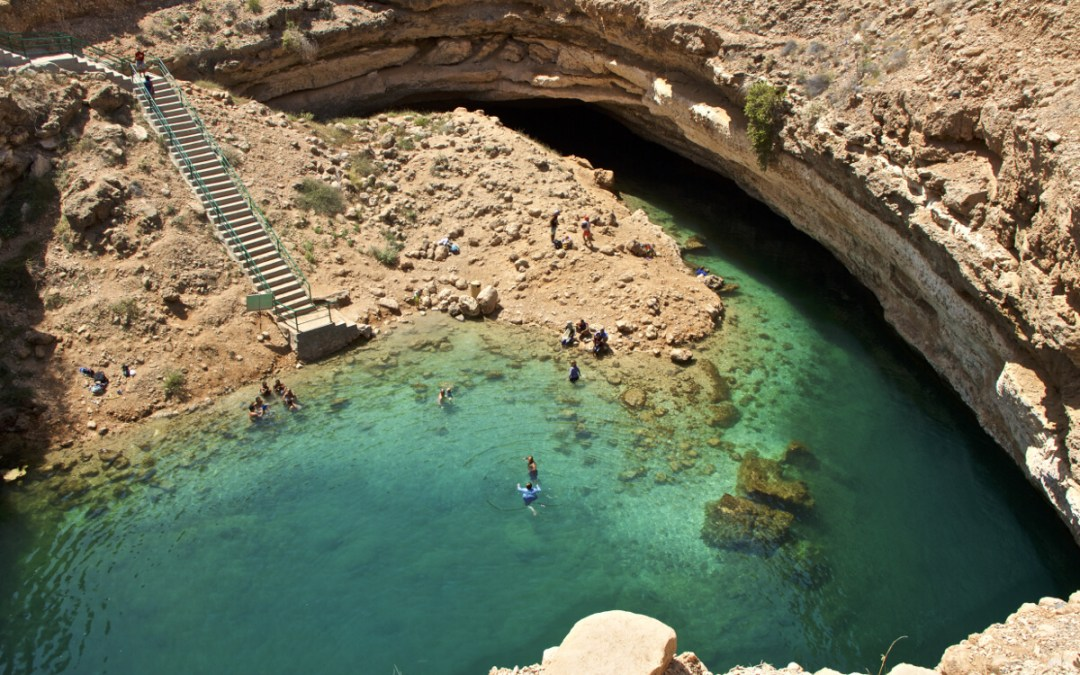 8 Incredible Stops On Oman's Muscat - Sur Coastal Road