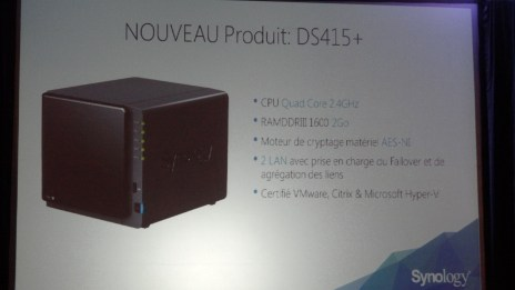 DS415+ - Synology 2015