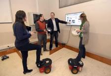 Máster en Hogar Digital y Robótica de Servicios
