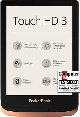 PocketBook Touch HD 3 Ebook Reader