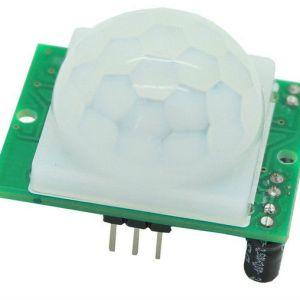 HC-SR501 PIR Infrarossi Sensore di movimento - Arduino Robotics