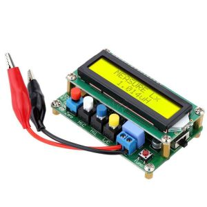 LC100-A full functional inductance capacitance meter, inductance meter, high-precision, electronic research essential
