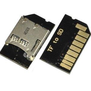 Adattatore Tf Card a SD Card per Raspberry pi