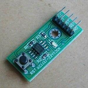 DS1232 Supervisore controllo tensione reset manuale e whatchdog programmabile