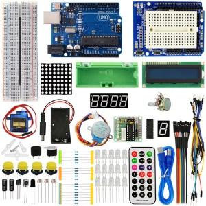 Starter Kit Arduino e Mainboard