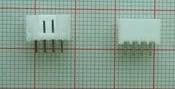 20 Pezzi XH2.54-4P Straight Pins Socket