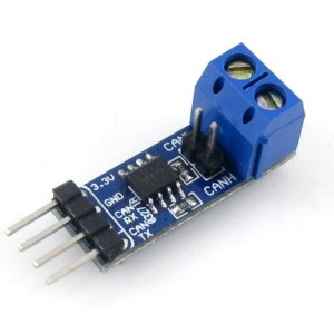 SN65HVD230 CAN Board Connecting MCUs to CAN Network Features ESD Protection Communication Evaluation Scheda di Sviluppo 3.3V