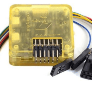 CC3D Openpilot Open Flight Controller 32 with Wires FPV QAV Distribution