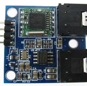 Modulo radio stereo FM TEA5767 per Arduino 76-108MHZ con antenna