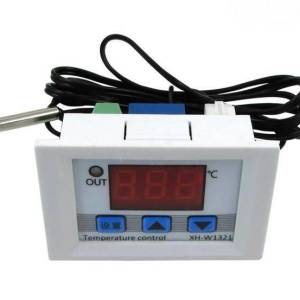 XH-W1321 Regolatore di temperatura digitale Regolatore di temperatura con display digitale incorporato in miniatura 0.1