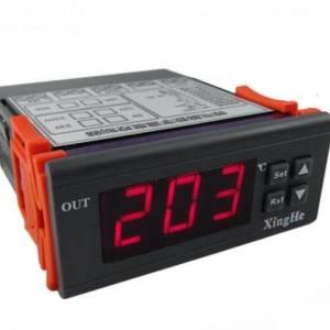 XH-W2030 24V tipo K termocoppia termostato ad alta temperatura uscita allarme temperatura elevata -30 ~ 800