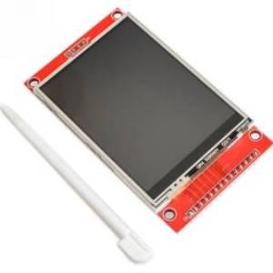 Modulo porta seriale SPI display touch panel LCD SPI TFT 240x320 da 2,8 pollici ILI9341