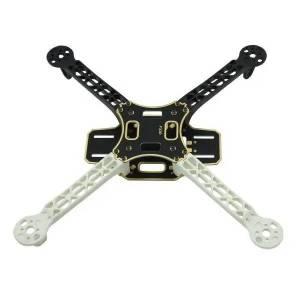 F330 Kit Telaio di RC Quadcopter RC Drone a 4 Assi Supporta KK MK MWC - Nero Bianco