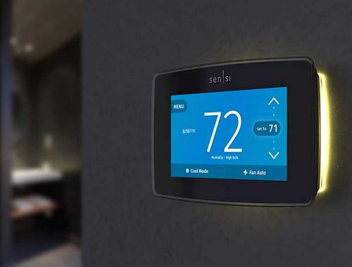 termostato emerson sensi smart touch