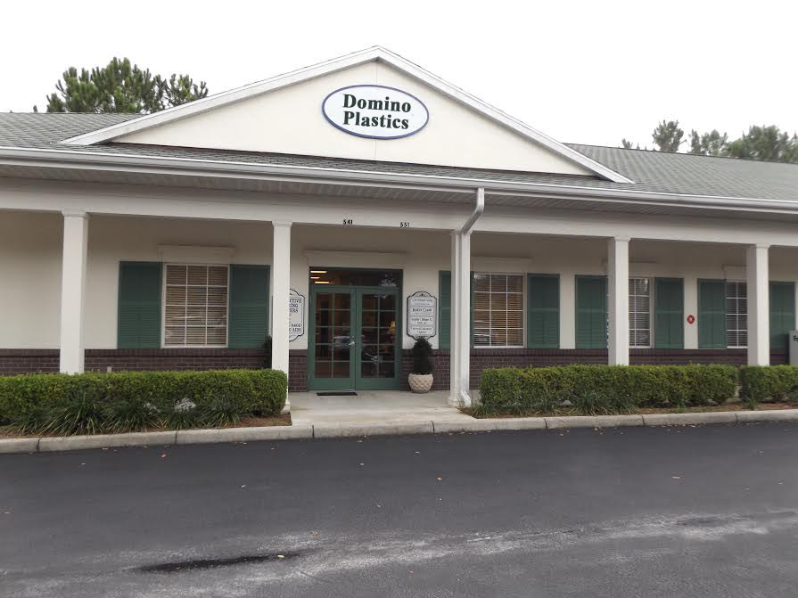 Domino Plastics New Florida Branch