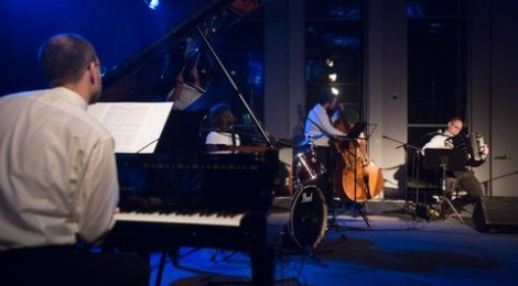 "Koncert 2015 - ""Almost Jazz Group"""