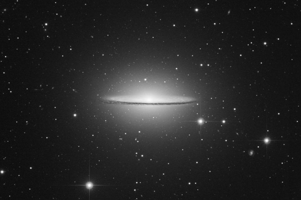 Sombrero Galaxy M104