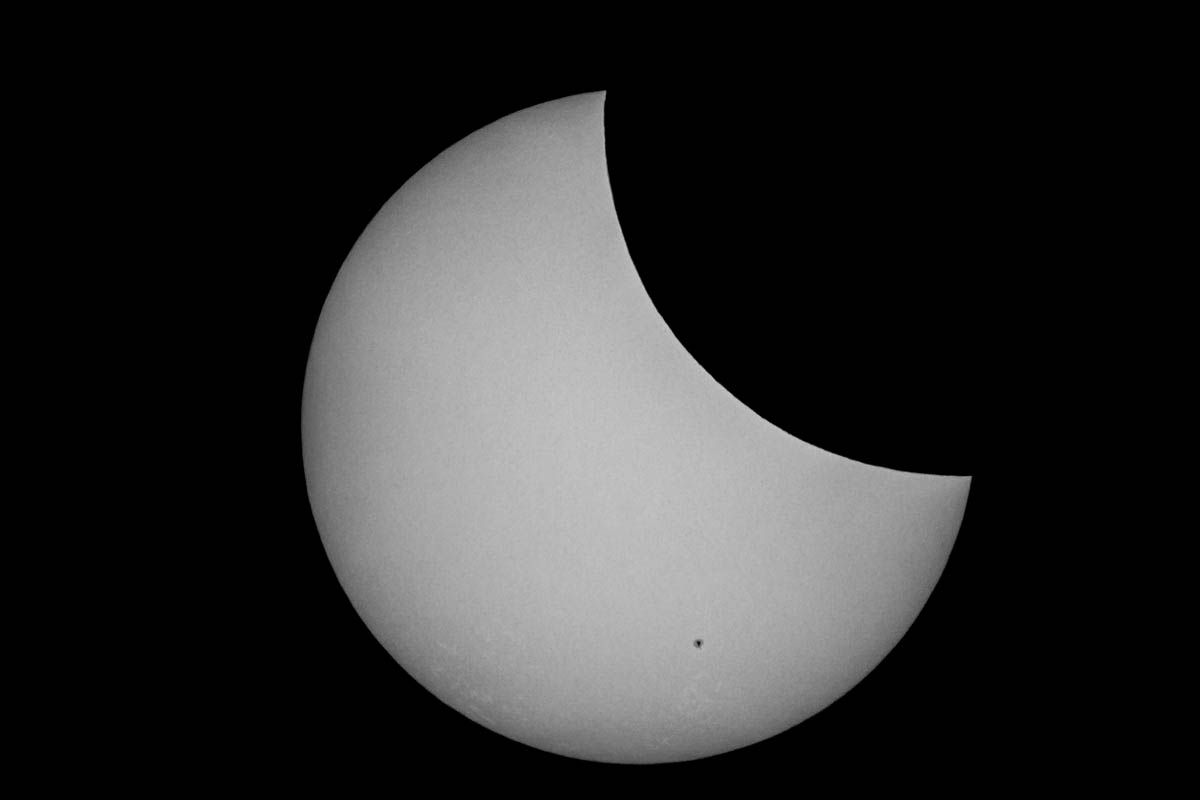 Partielle Sonnenfinsternis 2015-03-20