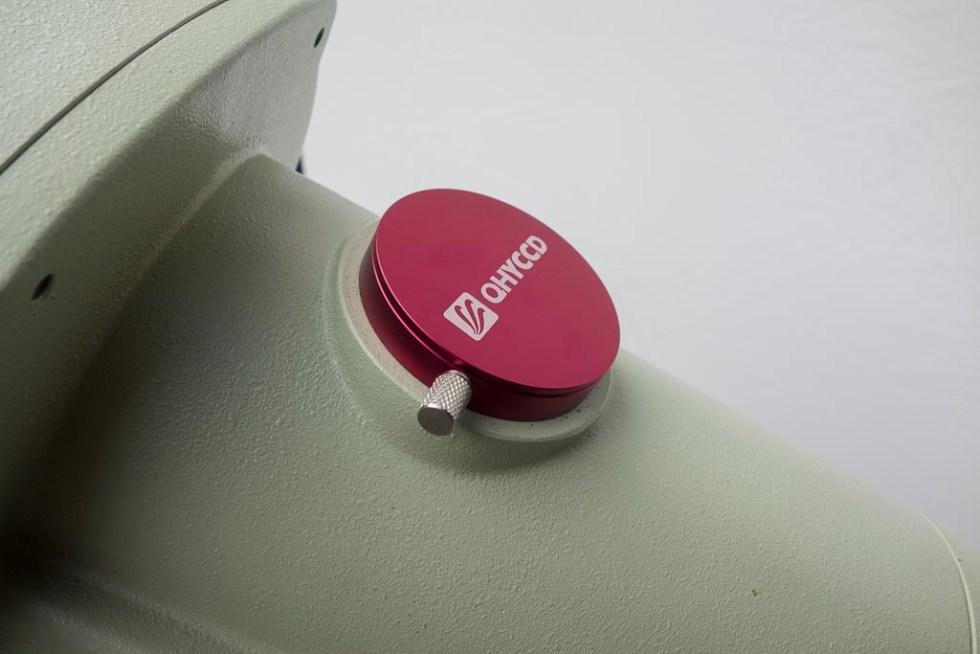 EM400 Polsucher und PoleMaster-Adapter verschlossen