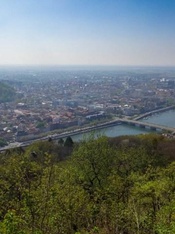MTB-Tour Zum Königsstuhl Und Philosophenweg