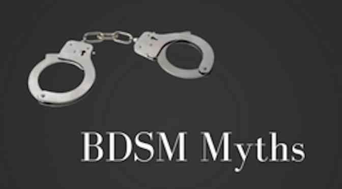 bdsm myths