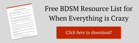 free BDSM resource list