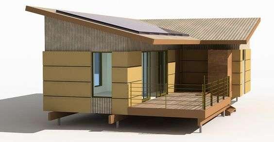 design casa din container