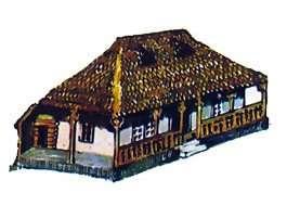 Casa din Piatra Soimului_Neamt