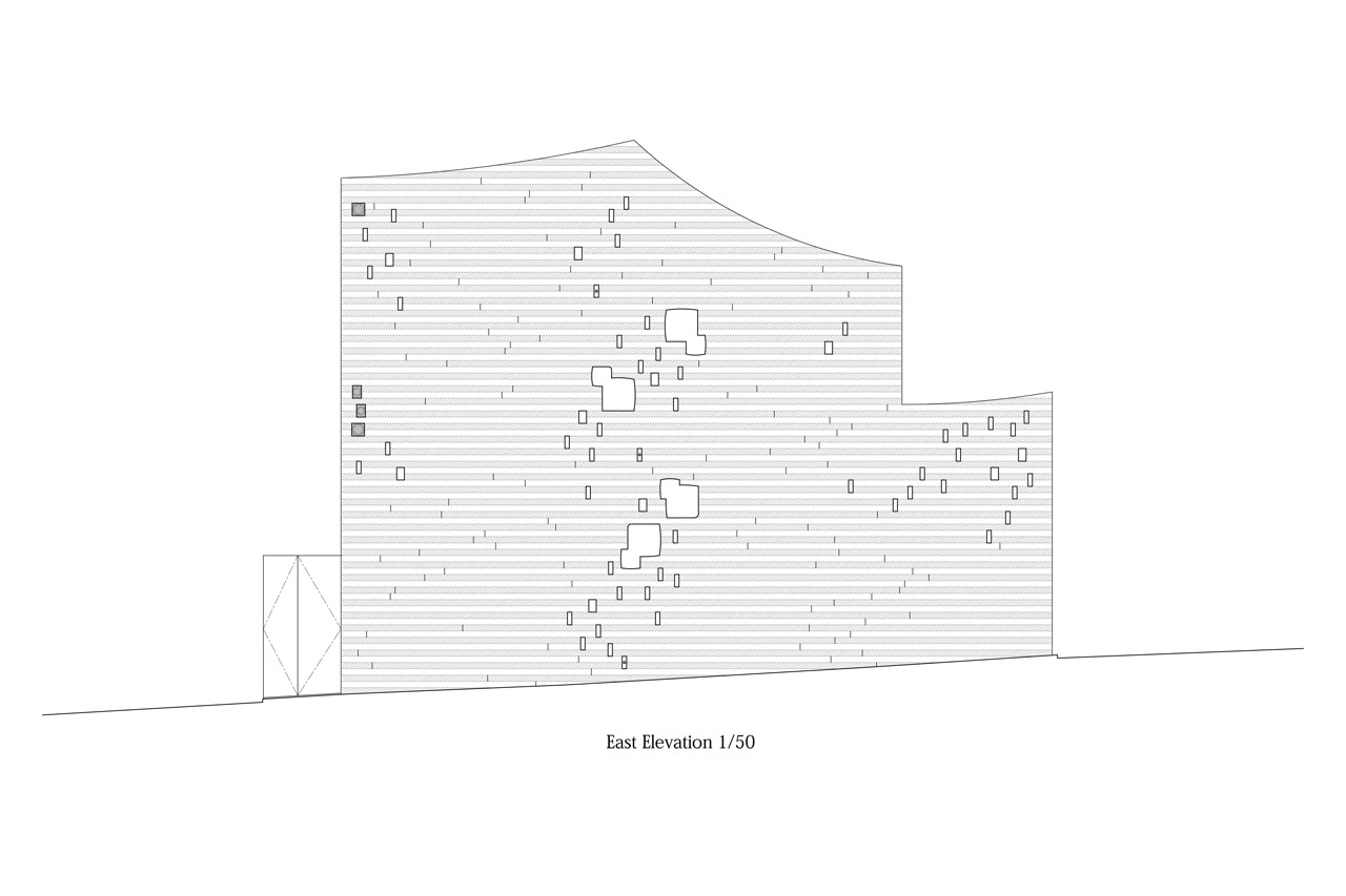 The Wall Of Nishihara