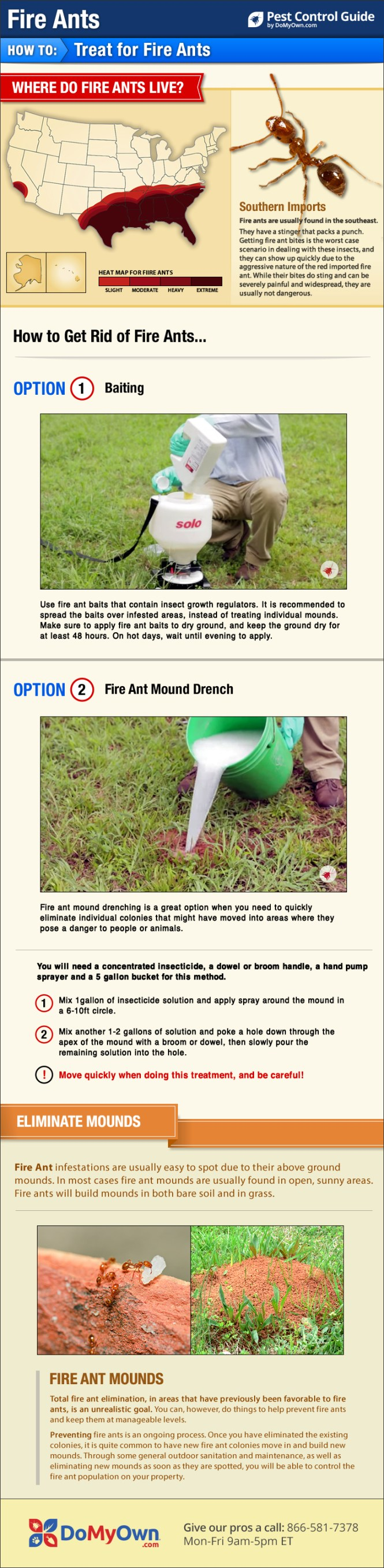 Get Rid Of Fire Ants Using Their Own Natural Instincts Against Them