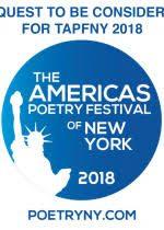 Festival de Poesía de las Américas de Nueva York/The Americas Poetry Festival of New York.