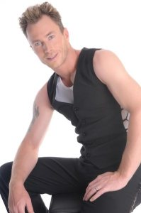 Strictly Come Dancing Professional Dancer James Jordan