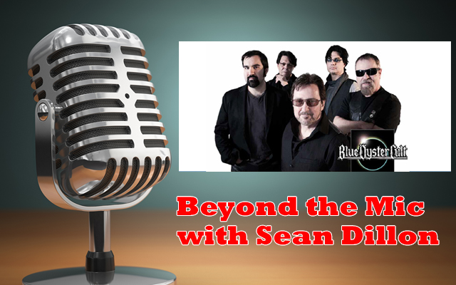 Beyond The Mic With Eric Bloom From Blue Oyster Cult