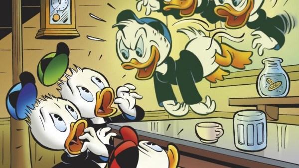 Deze week in Donald Duck weekblad 25 (2021)