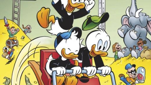 Deze week in Donald Duck weekblad 36 (2021)