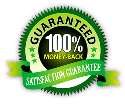 Money-back guarantee logo