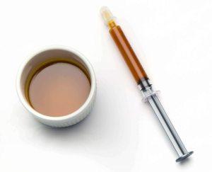 Hemp oil contains CBD (cannabidiol)