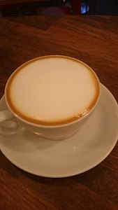 Health benefits of coffee: cappuccino is a type of coffee